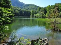 Λίμνη στις Αρρένες-Αετομηλίτσα